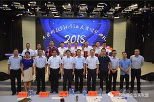 公司喜获得江苏丰县创新大赛项目三等奖