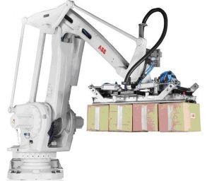 ABB IRB460 码垛机器人管线包
