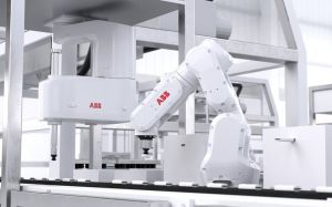 ABB机器人伺服电机维修集中故障