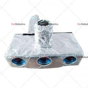 机器人测头耐高温防护罩