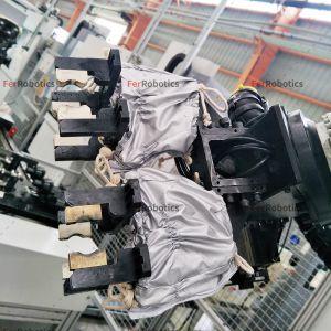 非标机器人气爪防护套/保护罩 TFBJJD05