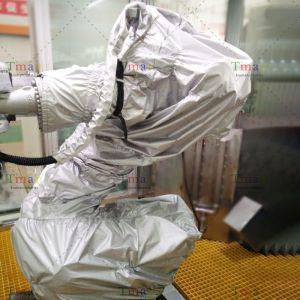 库卡KR300R2500防水清洗防护服 TK300W05