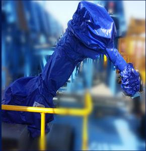 机器人防护服如何保养清洗保养及其注意事项?